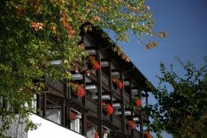 Außenaufnahme Hotel Residenz