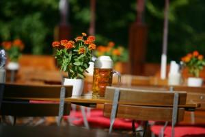 Biergarten Wastl Wirt