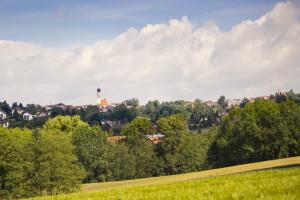 Blick auf Bad Griesbach 2