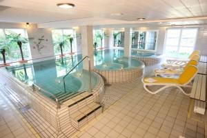 Thermalbad im Hotel Residenz