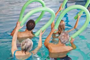 Aqua Fun Wassergymnastik in der Gruppe